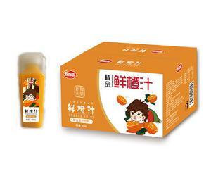 380鲜橙汁