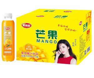 500ml加氮果汁芒果