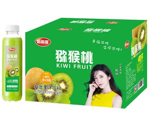 500ml加氮果汁猕猴桃