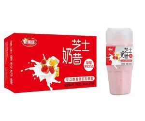 380ml芝士奶昔草莓