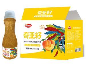 1.25L奇亚籽黄桃
